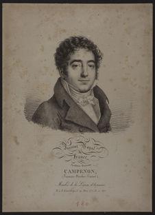 Campenon, (François-Nicolas-Vincent)