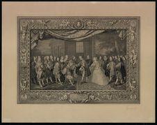Entrevuë de Louis XIV.e Roy de France et de Navarre et de Philippe IV.e Roy...