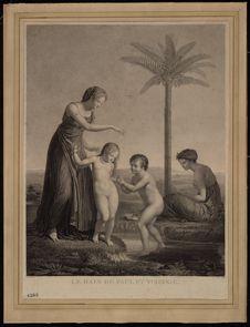 Le Bain de Paul et Virginie