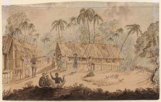 City of Acheen (Sumatra)
