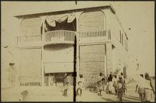 Hôtel de France. Djibouti