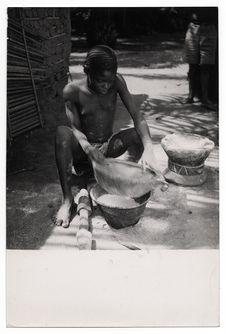 Pomo. Mission Ogooué-Congo