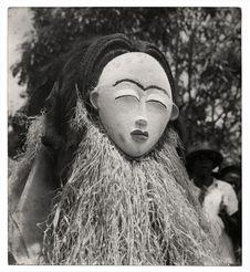 Masque de danse des Badoumas