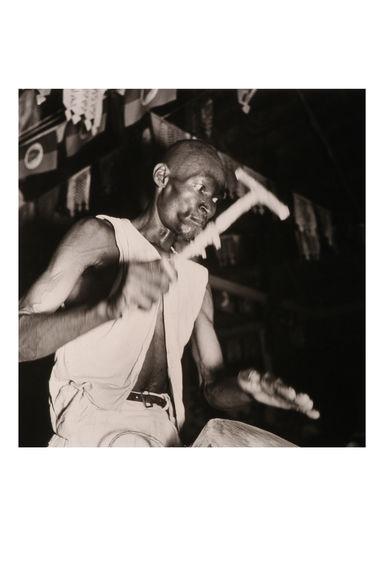 Port au Prince, Haïti, Vodou, 1948