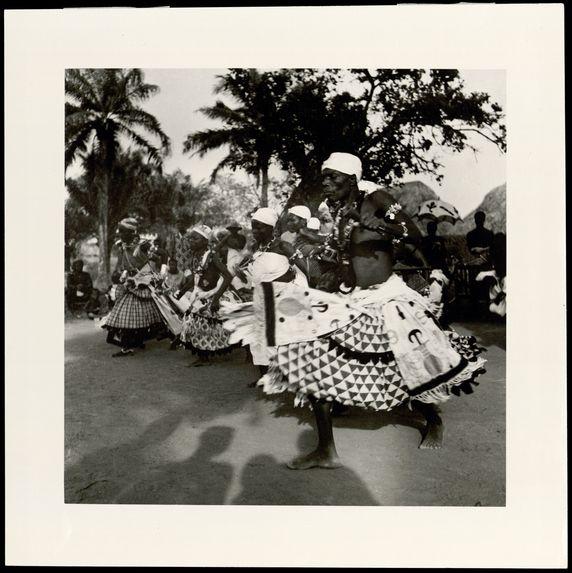 Danse de prêtres d'Hèviosso