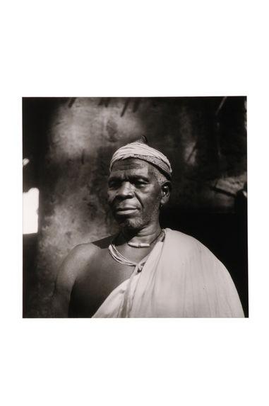 Prêtre de Nanan Boukou