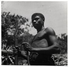 Bangombé. Mission Ogoué-Congo