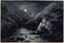 Nocturne dans la vallée de Fautahua