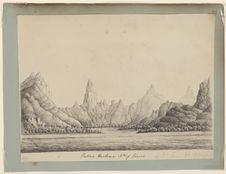 Talloo Harbour, Island of Eimeo