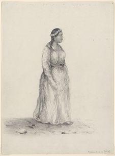 Pomaré (IV), reine de Tahiti