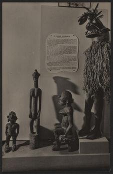 Groupe de statues sénoufo