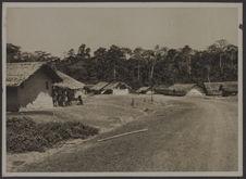Village de Vaubrè, cercle de Gagnoa