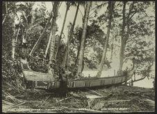 A San Cristoval canoe