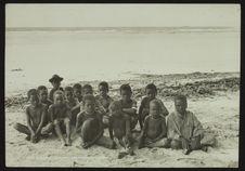 Boys of Burla - Bugotu - Solomons