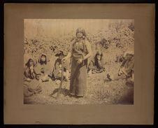 Sans titre [Portrait de femmes mapuches]