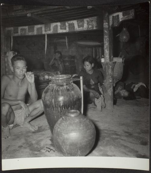 Veillée funèbre chez Bbür