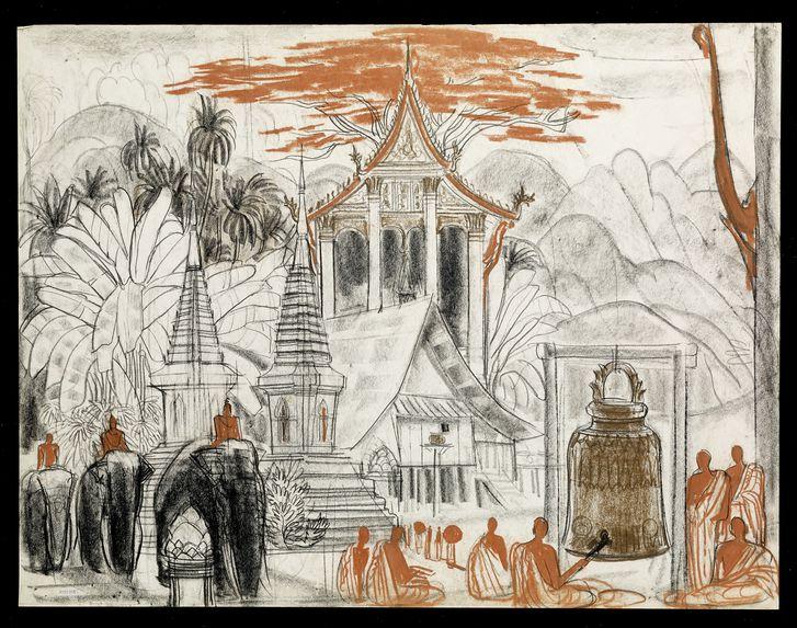 Laos Louang Prabang