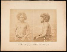 Australien [Portrait de Billy]