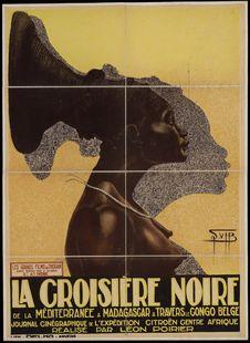 La Croisière Noire de la Méditerranée à Madagascar à travers le Congo Belge