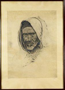 Mendiant du Sous marocain