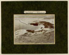 Fonol de la baie de San Gabriel. Golfe de Californie. Ile d'Espiritu santo.