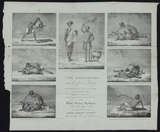 The Sheepeater and his guru or Preceptor