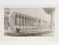Le musée des Colonies en 1931
