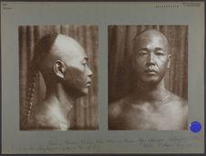 Chine - Chinois, 34 ans, tribu Hokien de Namoa, type leptoprosope,...