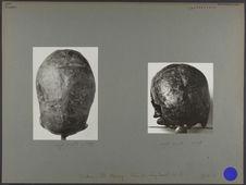 Tonkin : collection Mansuy - Crâne de Lang Cuom n°1