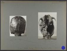 Tonkin : collection Mansuy - Crâne de Lang Cuom n°III