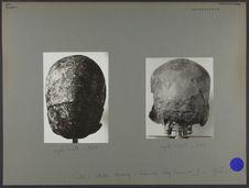 Tonkin : collection Mansuy - Crâne de Lang Cuom n°9