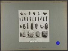 Dourdounskaïa (Sibérie) [outils lithiques et tessons de poterie]
