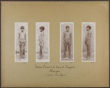 Indiens Coras de la Sierra del Nayarit, Mexique (collection Léon Diguet)