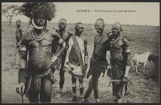 Chef Kikouyou en tenue de Guerre