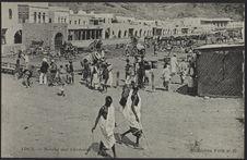 Aden - Marché aux chameaux