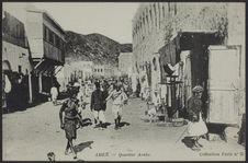 Aden - Quartier arabe