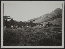 Ma caravane quittant Fort Dauphin