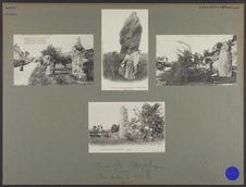 Monuments mégalithiques. Eure