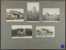 Monuments mégalithiques. Eure-et-Loir