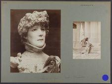 France : juive. Sarah Bernhardt