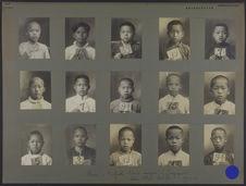 Chine : enfants chinois émigrés à Singapour