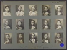 Chine : femmes chinoises du sud