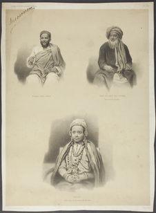 Khamis Ben Osman, Syed Seliman Ben Ahmed et Aziza