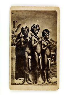 Canaques de Nouméa