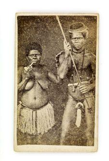 Indigènes de Nouméa