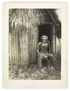 Le dernier cannibale marquisien