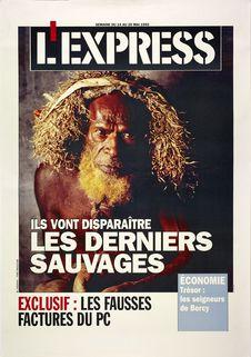 L'Express : ils vont disparaître les derniers sauvages