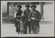 Tibétains du village de Tsedjrong