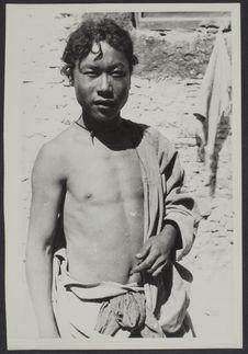 Jeune Tibétain du Tsarong