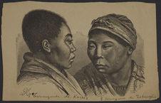 Toungouse de Kareik. [Femme] Toungouse de Tchapoghir